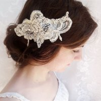 Diy Wedding Hair Pieces