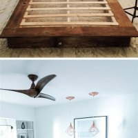 Diy Wood Bed Frame