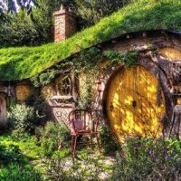 Hobbit House Diy