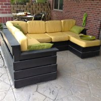 Outdoor Sectional Diy